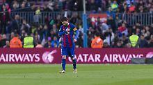 Erzielte seinen 500. Pflichtspieltreffer: Messi