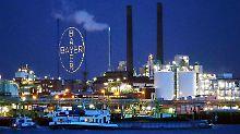 Pillen lassen Kassen klingeln: Bayer erhöht die Jahresprognose
