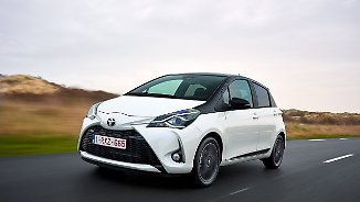 Kein gewöhnliches Facelift: Toyota erneuert am Yaris mehr als 900 Teile