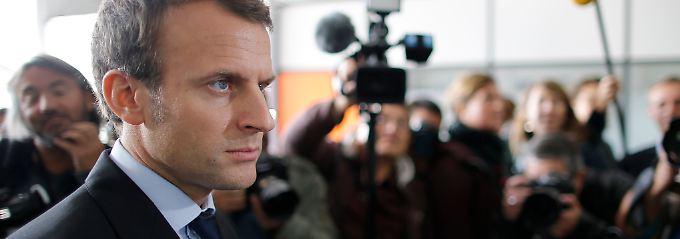 Frankreichs Polit-Star im Visier: Russlands Medienkrieg gegen Macron