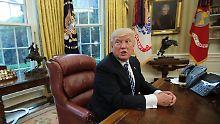 Weniger Steuern, mehr Ausgaben: Ifo-Chef zweifelt an Trumps Wirtschaftskurs