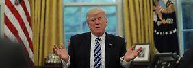 Trumps Wirtschaftspolitik: Bilanz nach 100 Tagen Amtszeit ist ernüchternd
