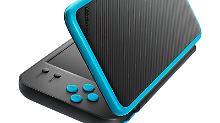 2DS XL kommt im Sommer: Nintendo stellt neue Konsole vor