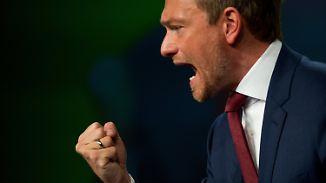 """""""Haben Chance auf Comeback"""": Lindner stimmt FDP auf Wahlkampf ein"""