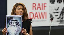Ehefrau hofft auf Unterstützung: Merkel soll Blogger Badawi helfen