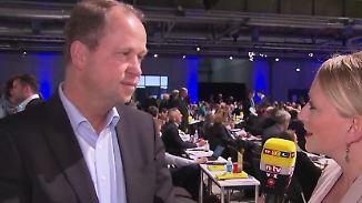 """Joachim Stamp zum FDP-Wahlkampf: """"Schaffen Comeback mit Sachpolitik, nicht mit ekligem Populismus"""""""