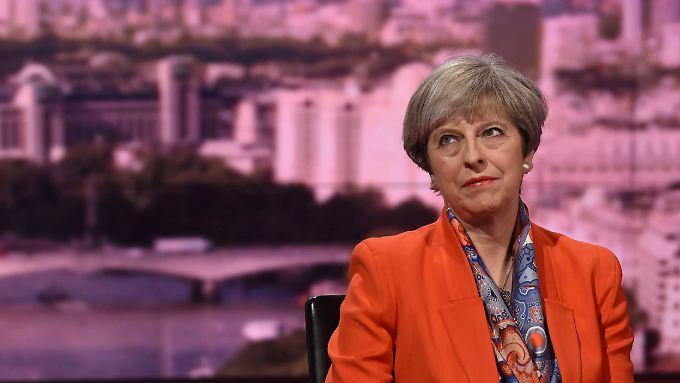 Die Brexit-Verhandlungen sollen nach der Wahl in Großbritannien beginnen - Theresa May erwartet dann teils zähe Verhandlungen.