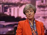 Brexit-Verhandlungen: May ignoriert die EU-Leitlinien