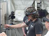 Für riskante Aufgaben: Spezial-Helm soll Astronauten helfen