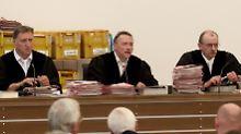 Neustart der Verhandlung unklar: Neonazi-Prozess platzt wegen Richter-Rente