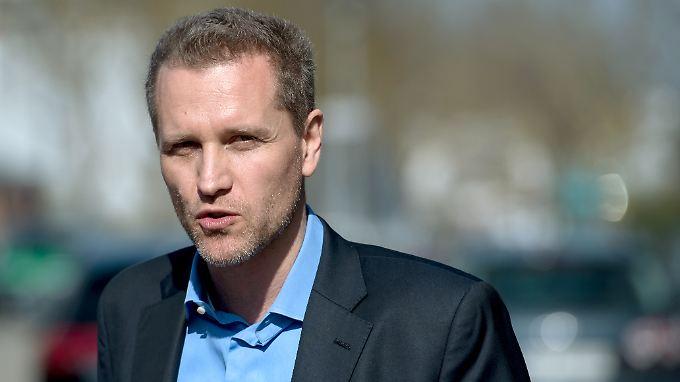 Peter Bystron führt die AfD in Bayern.