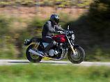Die Honda CB 1100 RS ist mit einem Neupreis von 13.190 Euro kein Schnäppchen.