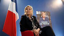 Französische Präsidentenwahl: Wie viele Linke wählen Le Pen?