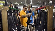 Für größten zivilen Waffenmarkt: Heckler & Koch baut Waffenfabrik in USA