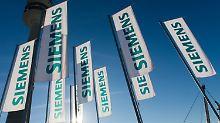 """Laut Vorstandschef Kaeser hat sich Siemens """"besser entwickelt als die Märkte""""."""