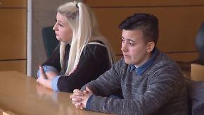 Nach nächtlicher Horrorclown-Attacke: Amtsgericht Würzburg verurteilt zwei junge Frauen