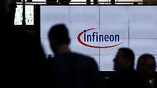 Über Analystenerwartungen: Infineon bleibt auf Wachstumskurs