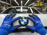 Brisante Diesel-Vorwürfe: Umwelthilfe wirft BMW Abgastrickserei vor