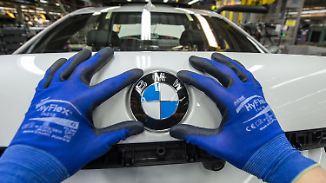 Kartellverdacht gegen Autobauer: BMW weist Vorwürfe nachdrücklich zurück