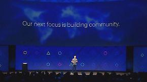 Werbung lässt Facebook-Kasse klingeln: Zuckerberg kämpft gegen Fake-News und Gewaltvideos