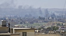 Kampf gegen den IS in Mossul: Irakische Truppen eröffnen neue Front