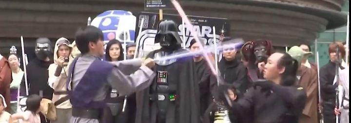 """Neuer Trailer anlässlich """"May the 4th"""": 4. Mai ist """"Star Wars""""-Tag"""