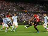 Freistoßtor erledigt Celta Vigo: ManUnited nimmt Kurs aufs EL-Finale