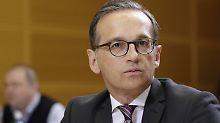 Unterlagen aus Auto geklaut?: Maas warnt Schweiz vor Steuer-Spionage
