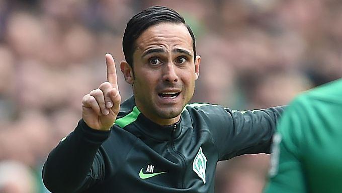 Feierabend mit Kuschelkurs: Alexander Nouri greift bei Werder Bremen härter durch.