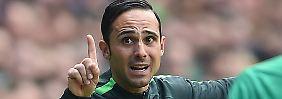 Bundesliga-Check: Werder Bremen: Nouri grätscht ins Gruppenkuscheln