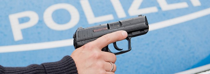 Es ist auch Aufgabe von Polizisten, körperliche Gewalt anzuwenden.