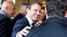 Endspurt in den Elysée-Palast: Macron baut Umfrageplus vor Le Pen aus