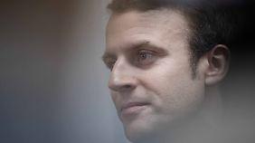 Neue Sitten im Elysée-Palast: Macron schränkt den Zugang der Journalisten ein.