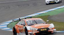 Der britische Routinier Jamie Green hat Audi den ersten DTM-Sieg des Jahres beschert.