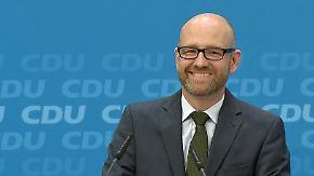 """Tauber zum Wahlausgang in Kiel: """"Menschen haben den Politikwechsel gewählt"""""""