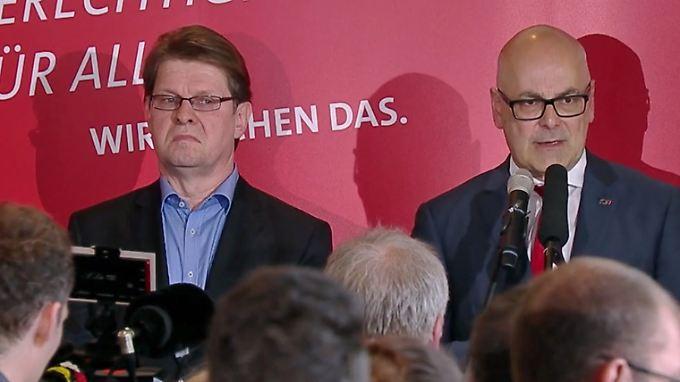 """Albig nach Wahlniederlage in Kiel: """"Bin sehr enttäuscht"""""""