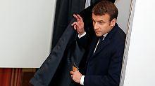 Jubeln sollte keiner: Macrons Sieg kaschiert Europas Schwäche nur