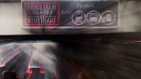 Kunden meiden Diesel-Fahrzeuge: Fahrverbot in Stuttgart lässt Autoindustrie zittern
