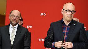 CDU strahlt, SPD leckt Wunden: Schleswig-Holstein mischt Bundespolitik auf