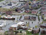 Mehrere Menschen vermisst: Kanada erlebt schwere Flut