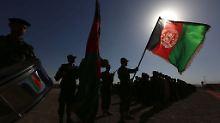 Tausende weitere Soldaten: Nato prüft Aufstockung in Afghanistan