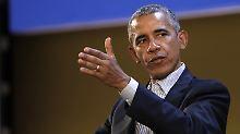 """Appell an Republikaner: Obama ringt um """"Obamacare"""""""