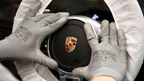Jubiläum in Stuttgart-Zuffenhausen: Der einmillionste Porsche 911 läuft vom Band