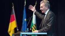 Vize-Posten in EU-Kommission: Oettinger wird wohl nicht befördert