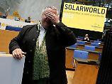 Solarworld vor Insolvenz: Was die Pleite für Kunden bedeutet