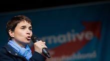 Der Tag: Verliert Frauke Petry ihre Direktkandidatur?