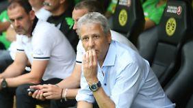 Durch seine Zeit in Gladbach hat Lucien Favre ordentlich Bundesliga-Erfahrung auf dem Buckel.