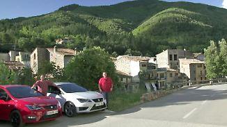 """Auf den Spuren der """"Rallye Costa Brava"""": Seat Leon Cupra und Ibiza Cupra garantieren Fahrspaß"""
