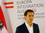 Hoffnungsträger der ÖVP: Kurz fordert Neuwahlen in Österreich