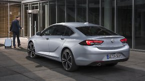 Rüsselsheimer Flaggschiff: Opel Insignia - Premium zum kleinen Preis